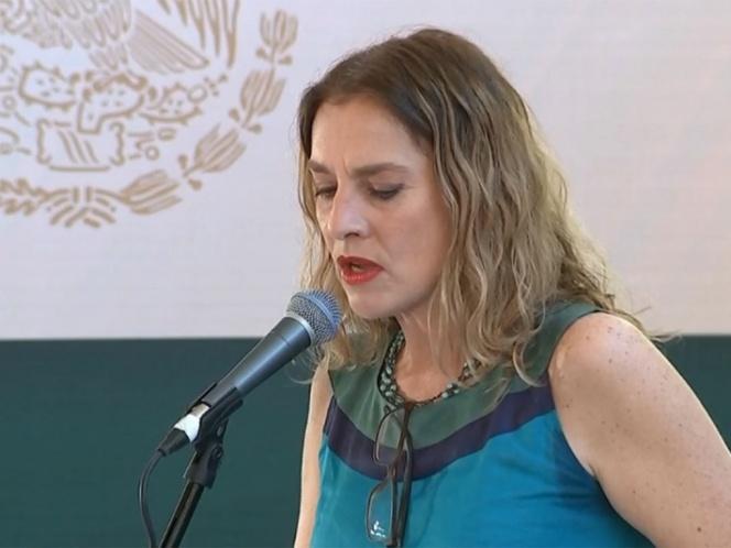 Beatriz Gutiérrez Müller resalta el valor histórico de la lectura