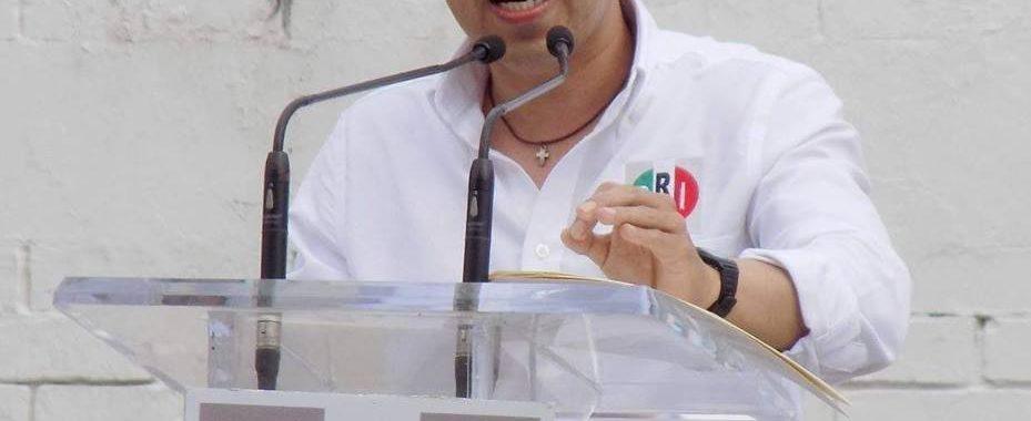 """""""En el PRI no caben los chantajes"""" Gerardo de la Cruz."""