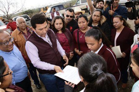 Ejerce Mario López gobierno cercano a la gente