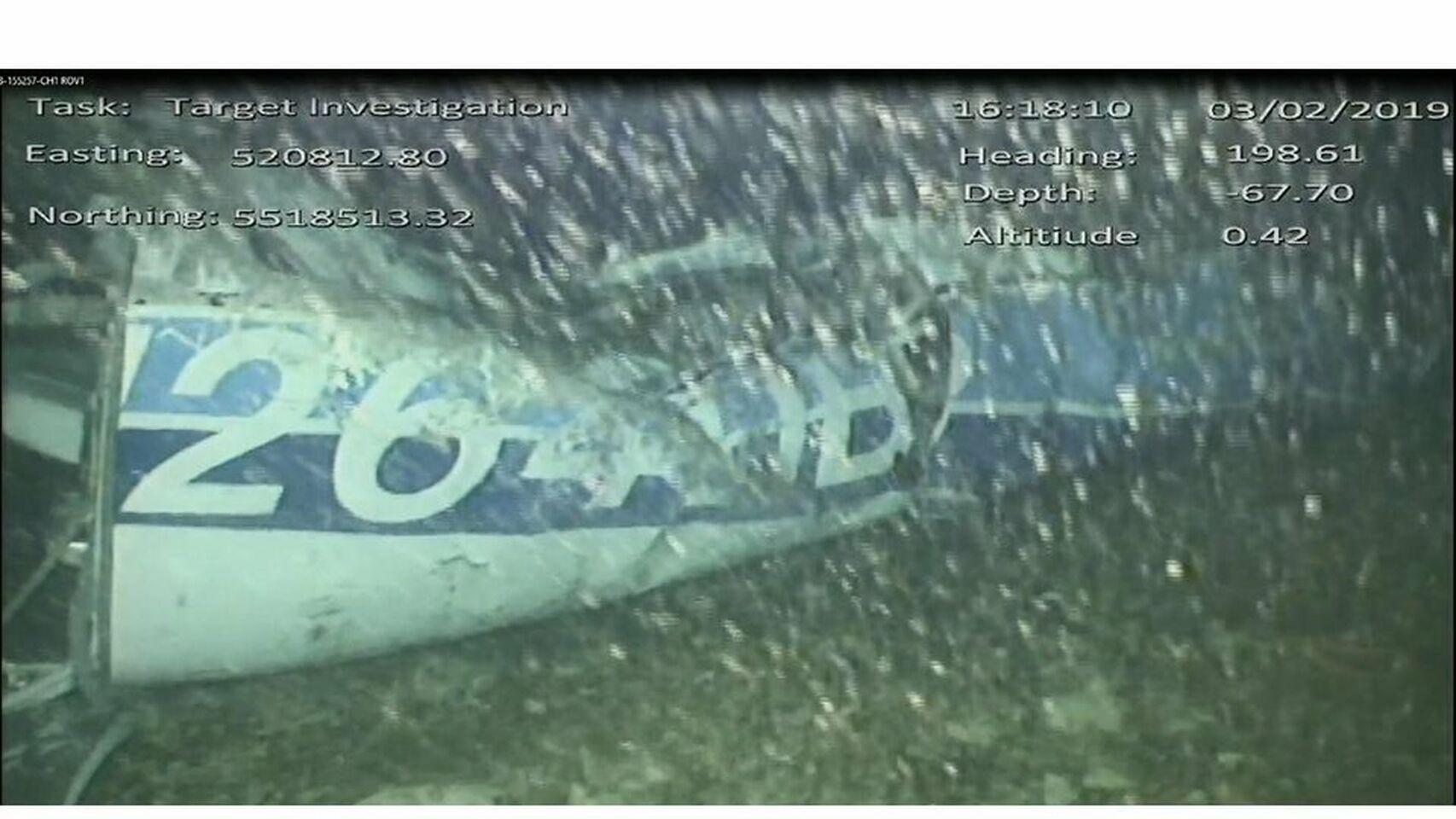 Encuentran un cuerpo en el avión accidentado de Emiliano Sala en el Canal de la Mancha