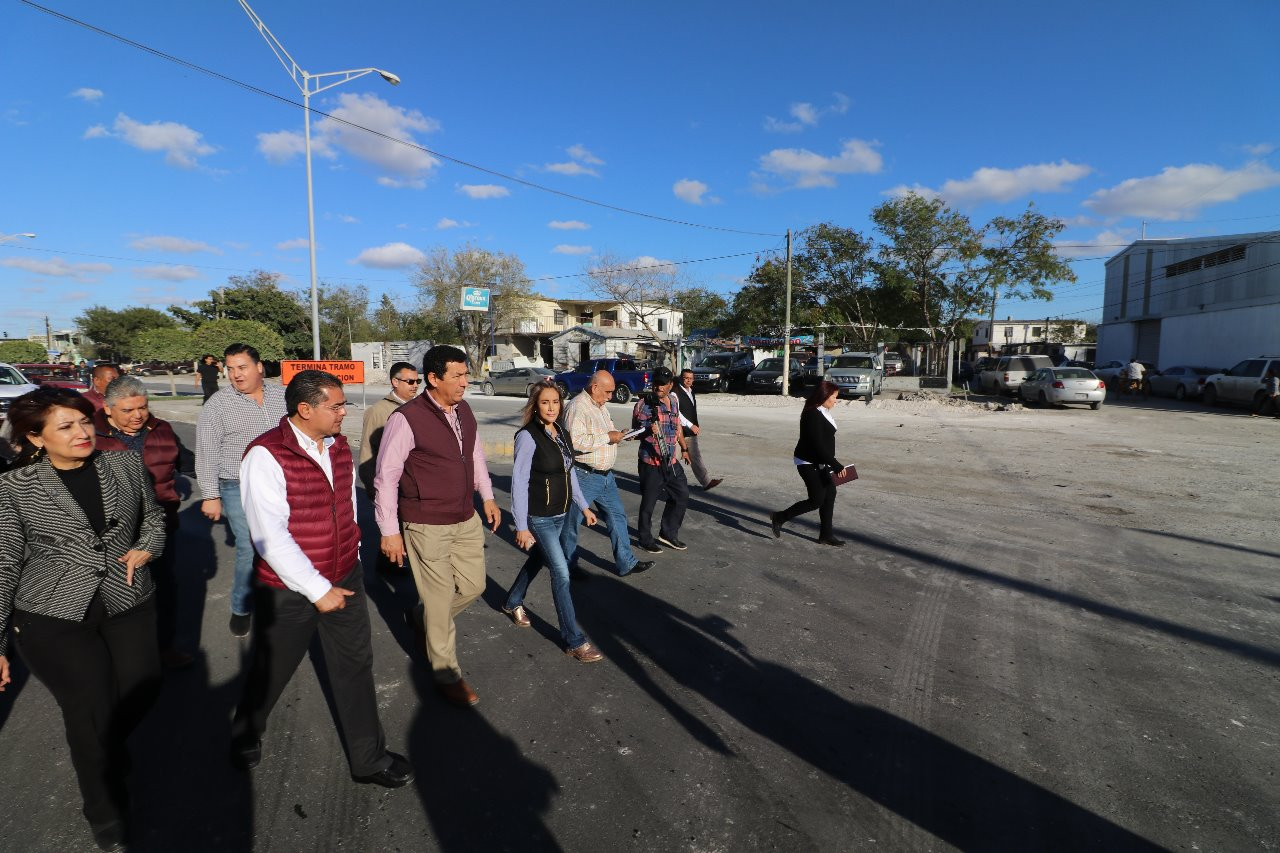 Compromisos del alcalde Mario López, se traducen en resultados que benefician a matamorenses