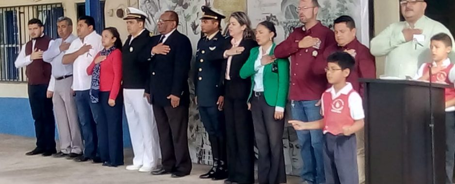 Conmemoran autoridades municipales CLXXXVIII aniversario luctuoso del Gral. Vicente Guerrero Saldaña