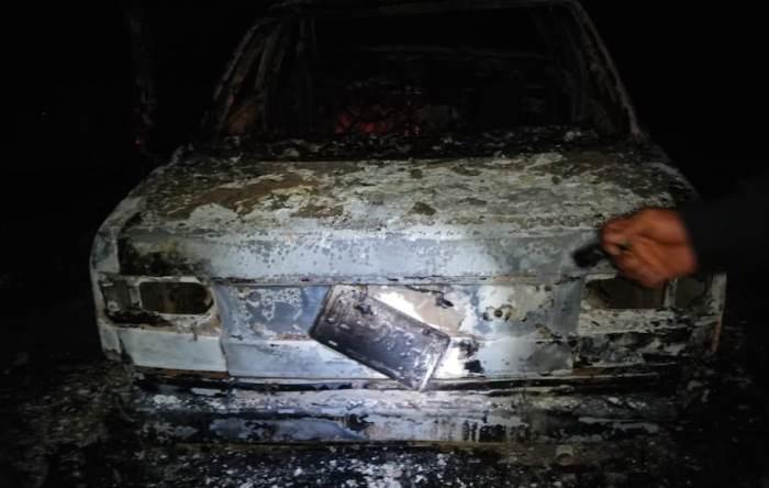 Alcalde de Juchitán sufre atentado; calcinan su vehículo