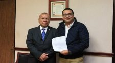 Jorge Alberto Pérez Cruz nuevo Secretario Académico de la FADYCS