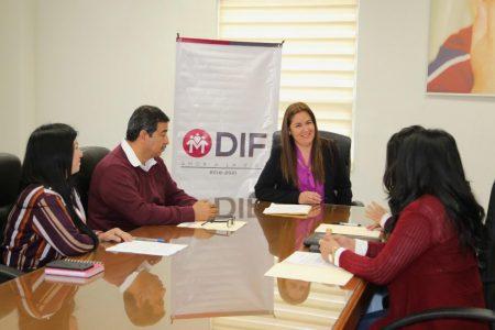 Firma DIF Matamoros convenio con Punto México Conectado