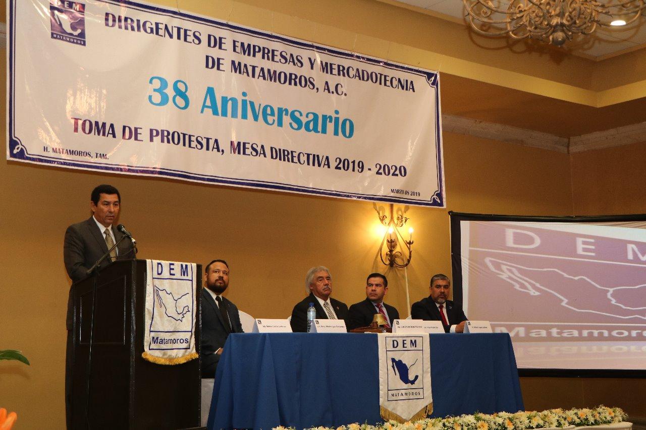 """""""Seguiré trabajando con pasión"""": Alcalde Mario López"""