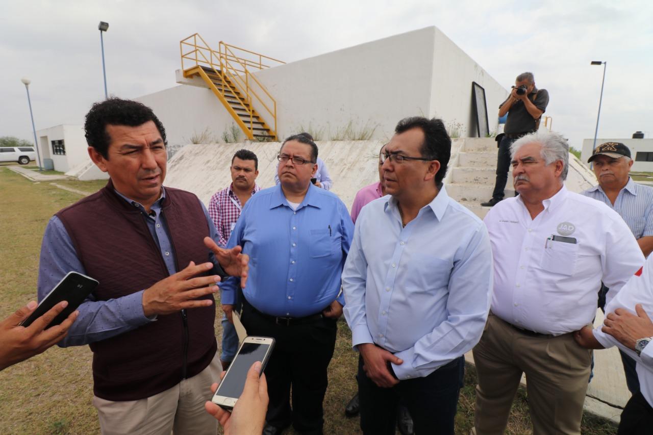 Pactan Alcaldes Mario López y Gerardo Aldape, acuerdos que integran a Matamoros y Valle Hermoso como región
