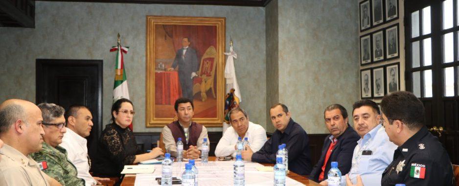 """Autoridades de los tres niveles de gobierno se suman en operativo """"Semana Santa Blanca"""": Alcalde Mario López"""
