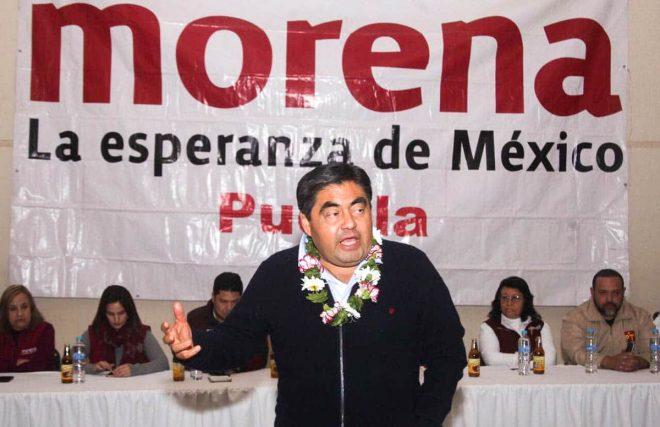 Miguel Barbosa respeta el fallo del TEPJF