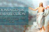 Domingo de la Resurrección, festejan con alegría los católicos