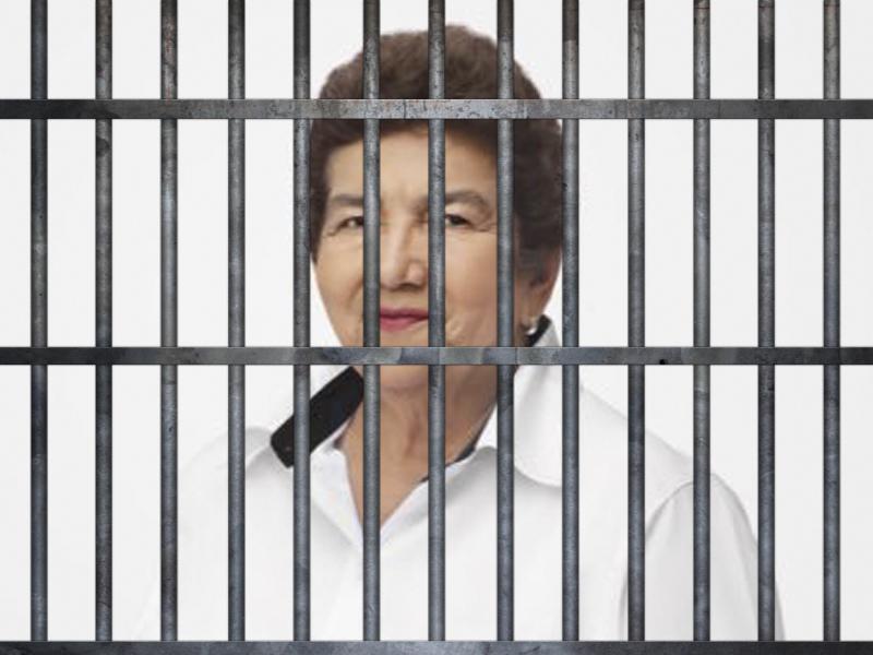 ¡Por fin! la Peraza irá a la cárcel