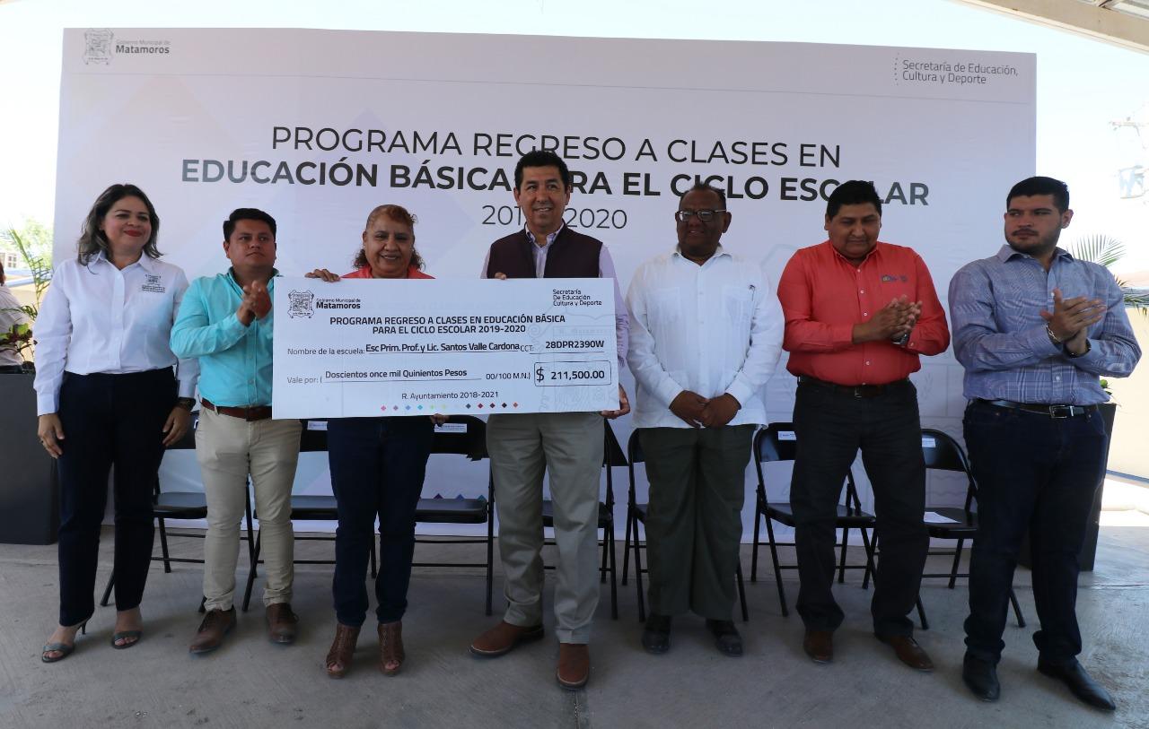 """""""Soy hombre de retos y de mucho trabajo"""": Alcalde Mario López"""
