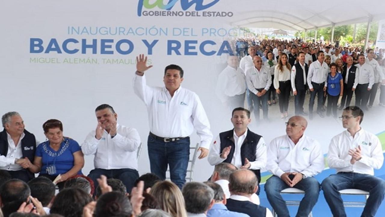 Refrenda gobernador, apoyo al alcalde Servando López Moreno