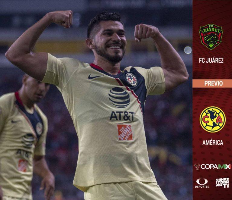 Juárez vs América Copa MX