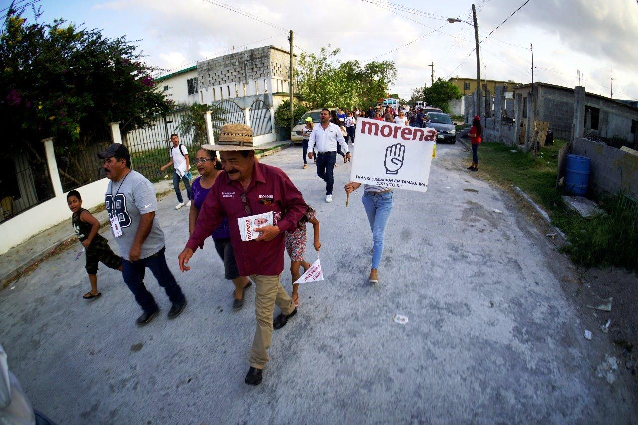 La esperanza de Tamaulipas llegará al Congreso del Estado con los candidatos de MORENA Matamoros