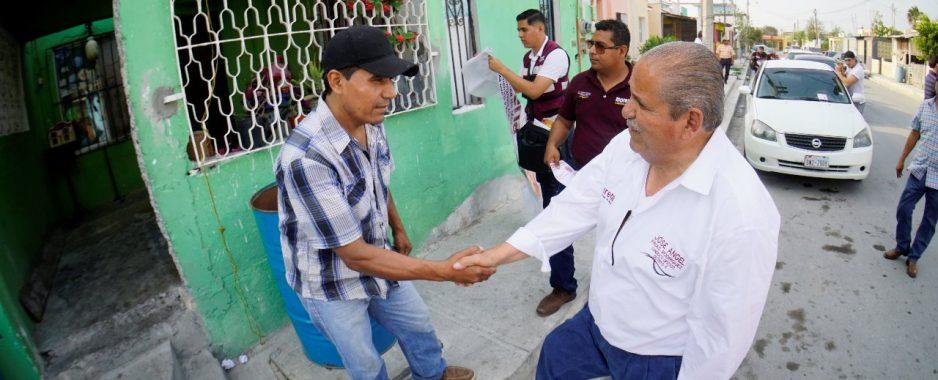 Advierten candidatos de MORENA Matamoros que coacción al voto, es delito grave y no alcanza fianza