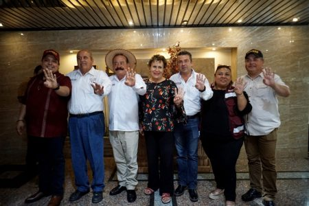Amarrarán manos a panistas; vigilarán que no cometan fraude electoral, advierte Bertha Luján