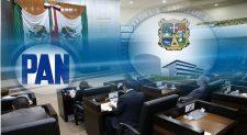 Congreso de Tamaulipas, seguirá pintado de azul