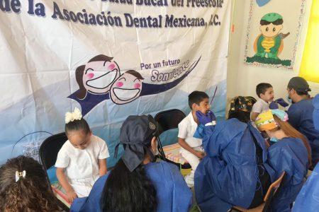 Se unen DIF Matamoros y Colegio de Odontólogos por la salud bucal