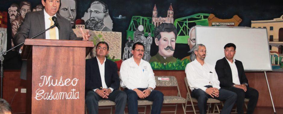 A través del portal de CompraNet, gobierno federal licitará obras para Matamoros; anuncia alcalde Mario López