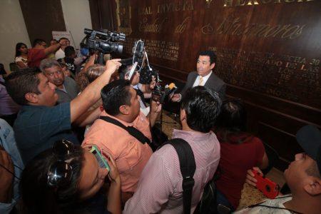 Solicitaría Mario López apoyo al Estado y Federación, en caso de incremento de migrantes en Matamoros