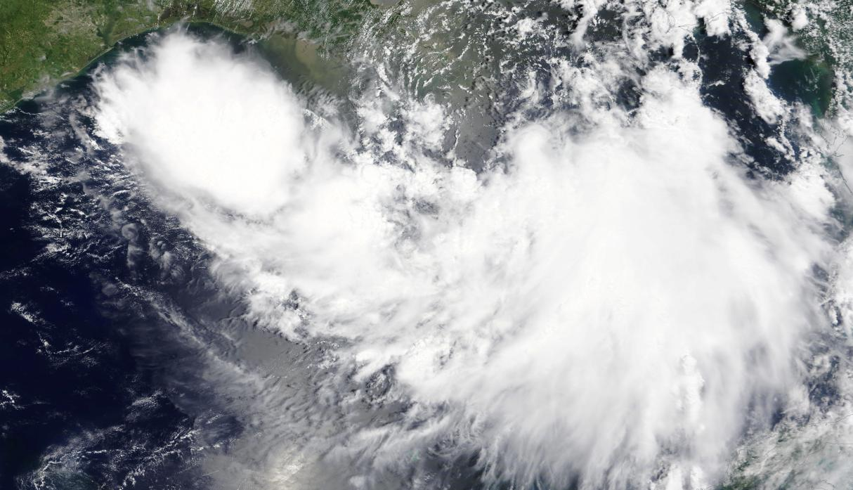 Tras tocar tierra en Louisiana, Barry vuelve a convertirse en tormenta tropical