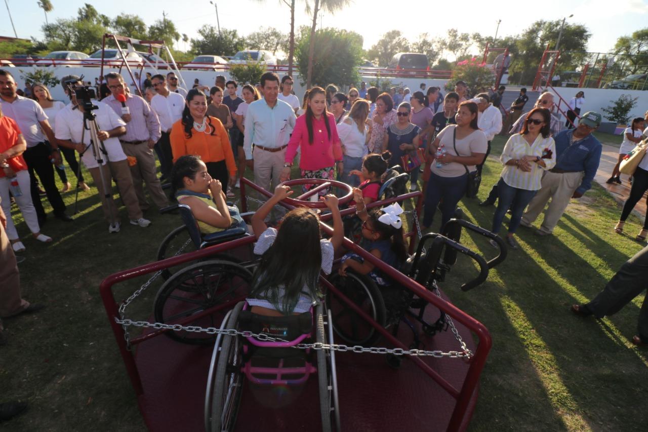 Reitera Alcalde Mario López apoyo al DIF-Matamoros, para avanzar en reducción de brecha de la desigualdad