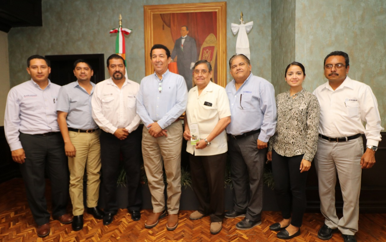 Preside Alcalde Mario López reunión de preparación de simulacro binacional