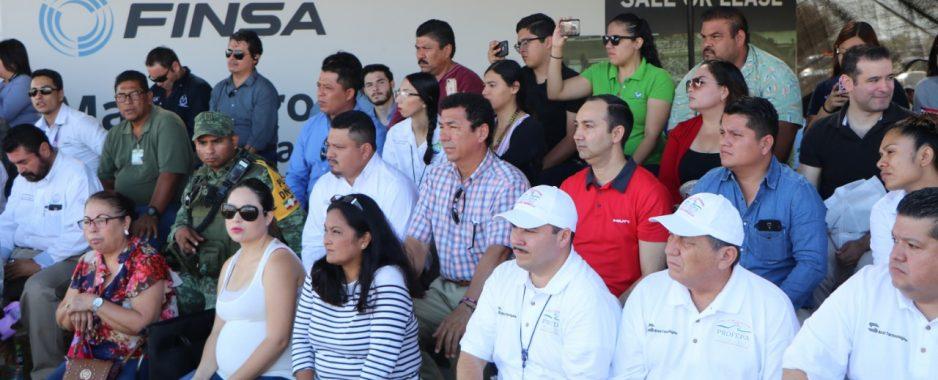 Destaca Alcalde Mario López importancia  de simulacro, en el marco del DINAPREQ