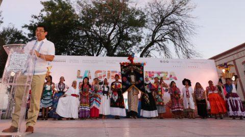 Vive Matamoros fiesta cultural con la Guelaguetza: alcalde Mario López