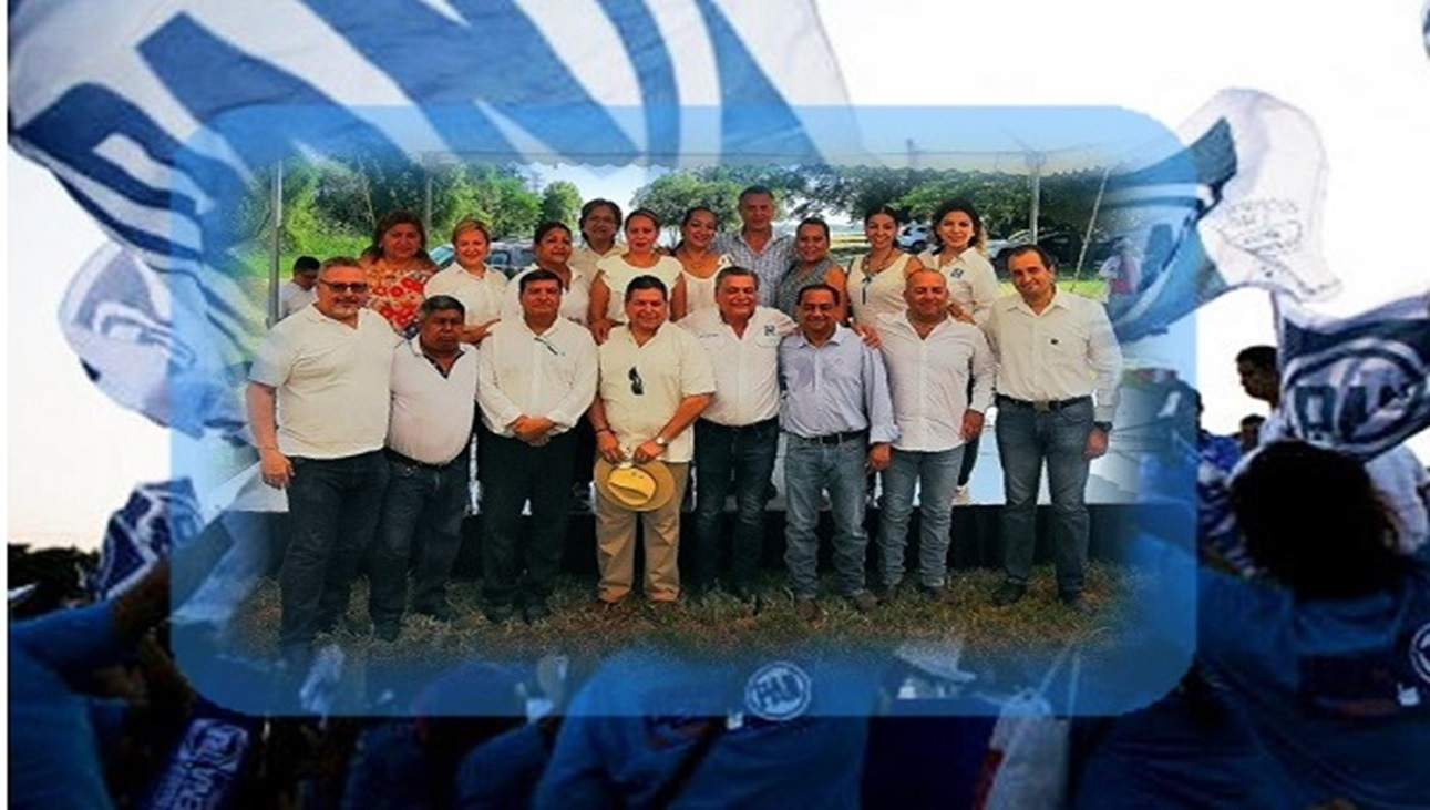 El PAN en Tampico será un reflejo de unidad y liderazgo con Pedro Romero Sánchez
