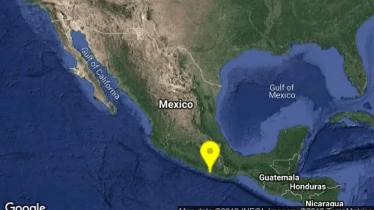 Se registra sismo magnitud 4.7 en Guerrero