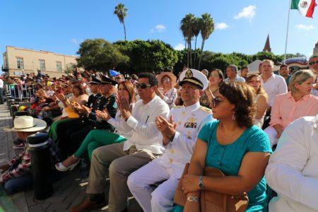 Recupera Matamoros confianza ciudadana; miles asisten a festejos patrios: Alcalde Mario López