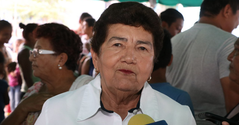 """Magda Peraza, """"al banquillo de los acusados"""""""