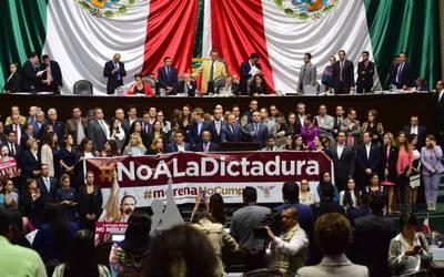 Congreso de la Unión: ¿Autoritario?