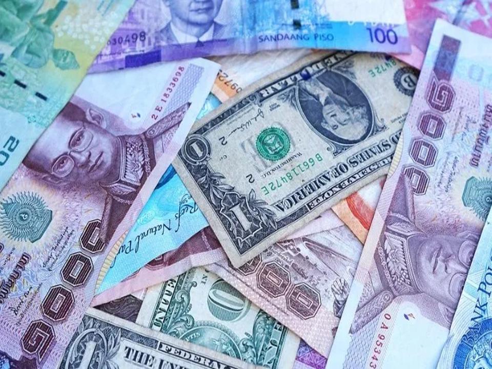 Peso mexicano en descenso por temor de recesión global