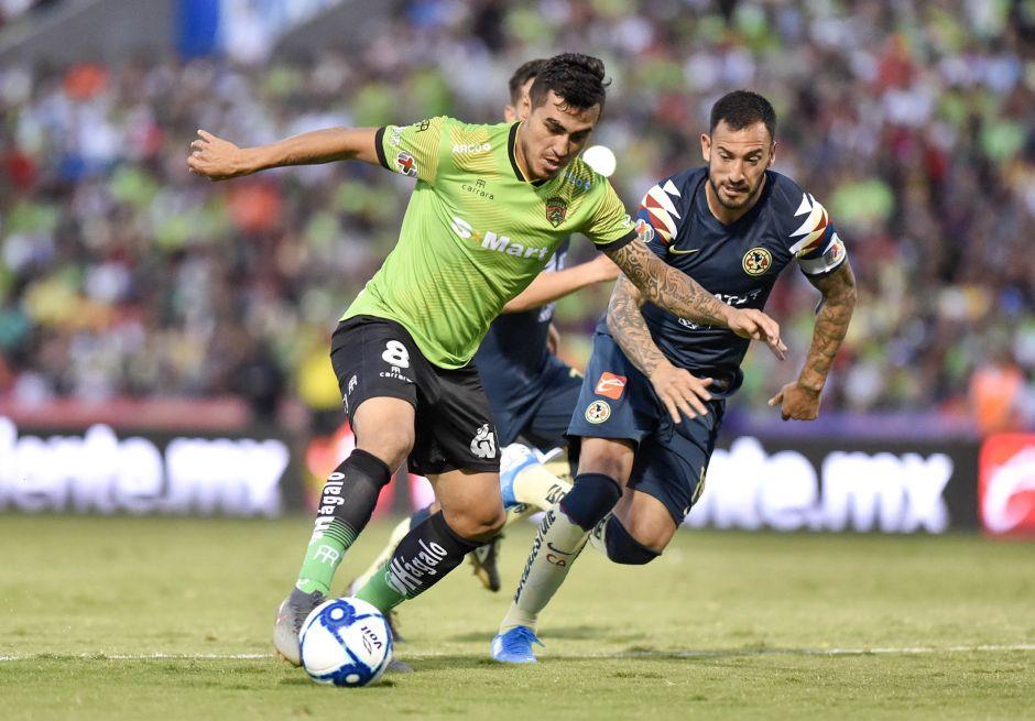 "¿Otro? América sufre de ""empatitis"" en la Liga MX"