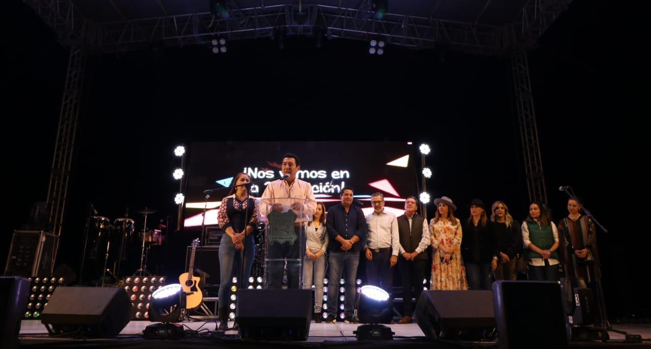 Clausura Alcalde Mario López el FIO; cierra con broche de oro Bobby Pulid