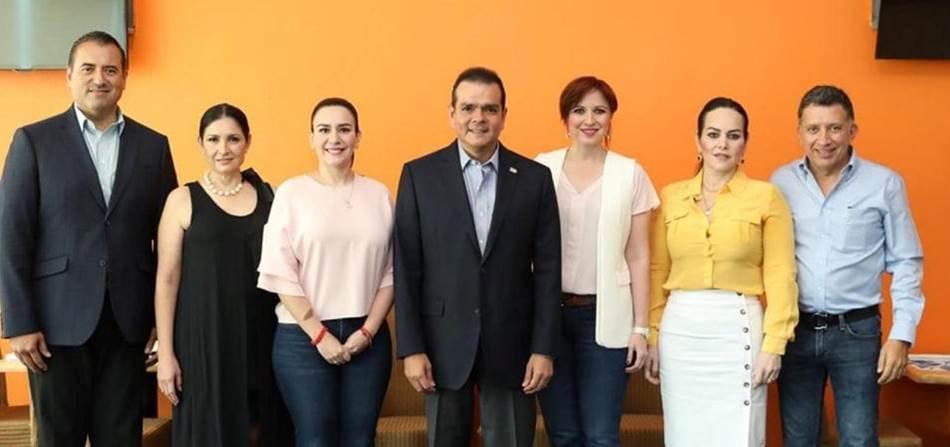 Tangible liderazgo del alcalde Enrique Rivas