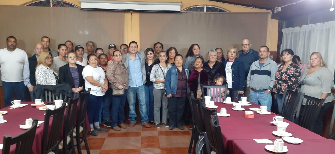 Nace el Movimiento por la Transformación Social en Matamoros, Tamaulipas