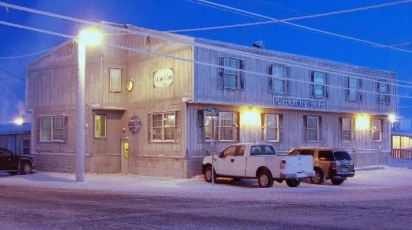 El sol se pondrá en Barrow, Alaska esta tarde y no volverá a salir hasta 2020