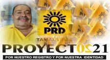 """Se acabaron las """"Tribus"""" del PRD en Tamaulipas: iremos en unidad al 2021: Dr. Valenzuela"""
