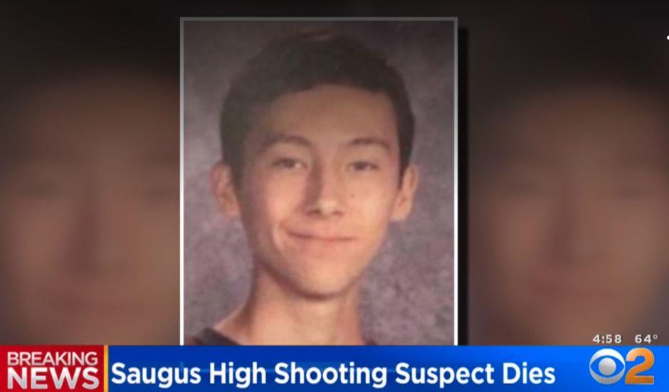 Muere el tirador adolescente que intentó suicidarse tras el tiroteo en una escuela de Santa Clarita
