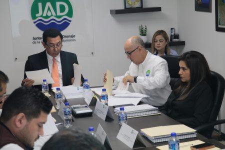 """""""Yo estoy con el pueblo de Matamoros""""; afirma Alcalde Mario López al negarse a incremento de tarifas de agua"""