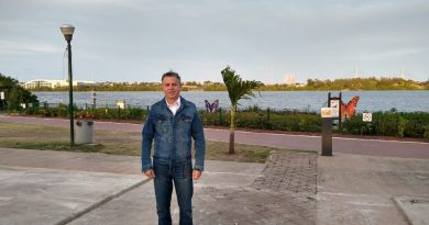 """""""CHUCHO"""" NADER: """"Tampico Una Ciudad de Cambio Con Futuro Para Todos""""."""