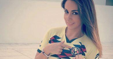 Club América: Ingrid Garibay presume escultural cuerpo y enciende las redes