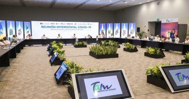Se pronuncian Gobernadores por ventajas y oportunidades que ofrece el TME