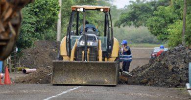 Continúan obras para el desarrollo de Altamira