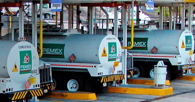 PEMEX reparará su economía con intercambio de crudo por gasolina