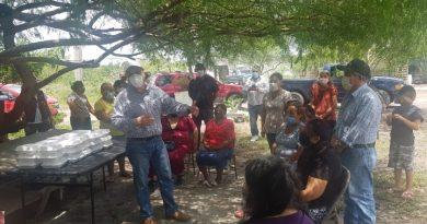 El PRI seguirá cerca de las personas para apoyarlas: Héctor Silva